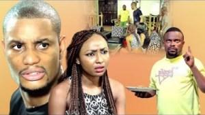 Video: MY COMPOUND NEIGHBOURS - ALEX EKUBO | BELINDA EFFAH - 2018 Latest Nigerian Nollywood Movies